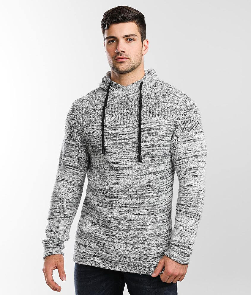 Outpost Makers Crossover Hooded Sweater front view