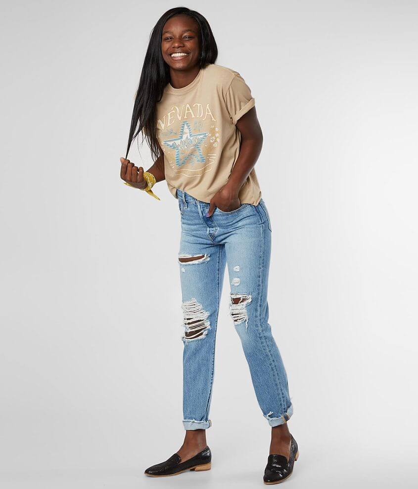 Levi's? 501? High Rise Straight Jean