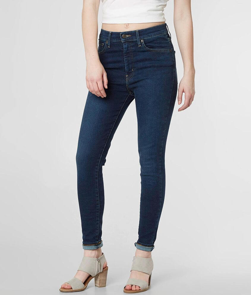 Levi's® Mile High Ankle Super Skinny Jean front view