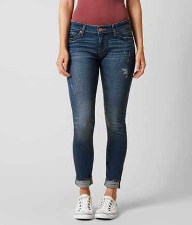 Levi's® 711 Mid-Rise Skinny Selvedge Jean