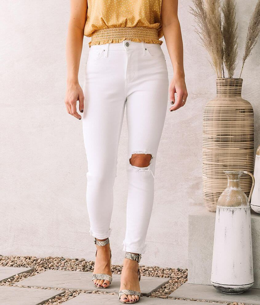 Levi's® 721 High Rise Ankle Skinny Jean front view