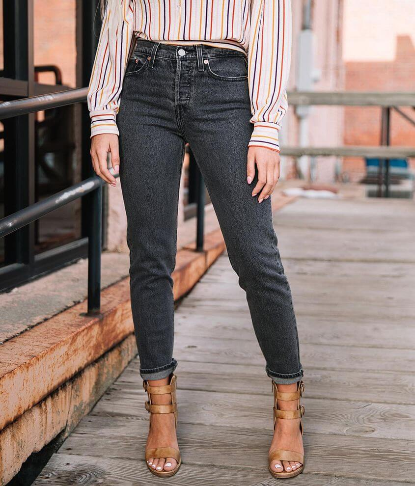 Levi's® Premium Wedgie Ankle Skinny Jean front view