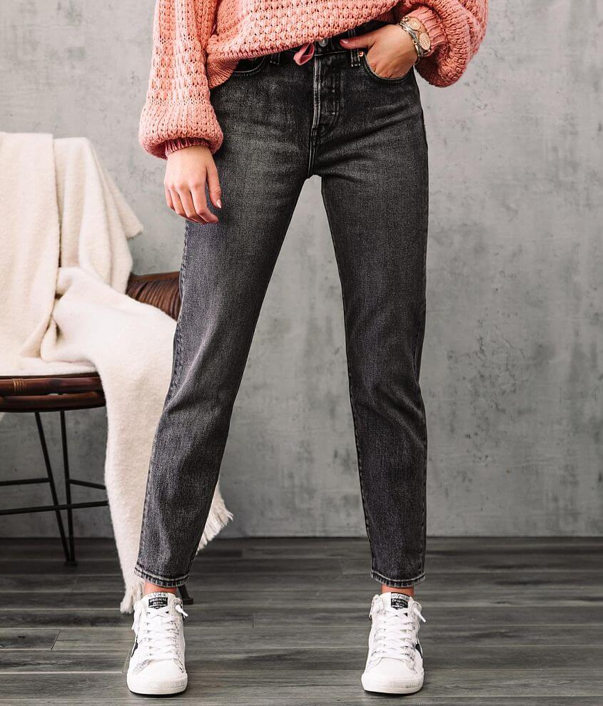 Levi's® Premium Wedgie Icon Ankle Jean front view