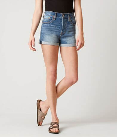 Levi's® High Rise Wedgie Short