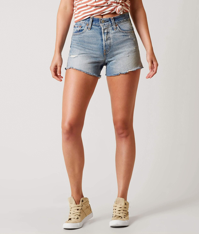 5f01c407 Levi's® Wedgie Short - Women's Shorts in Havana Affair   Buckle