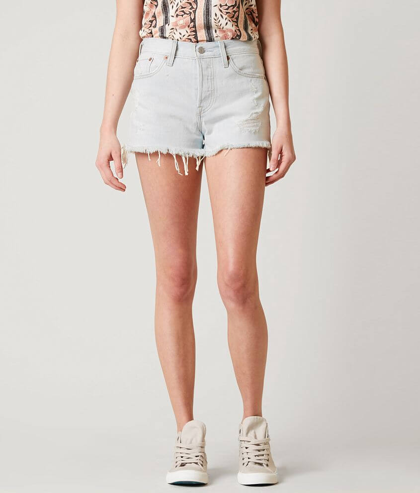 b78549dd Levi's® Wedgie Short - Women's Shorts in Edge of Indigo   Buckle