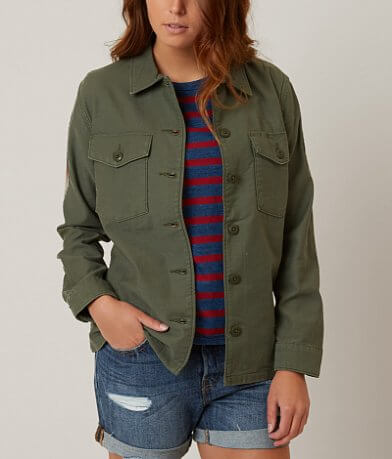 Levi's® Military Shirt