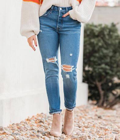 Levi's® 501® Skinny Stretch Jean