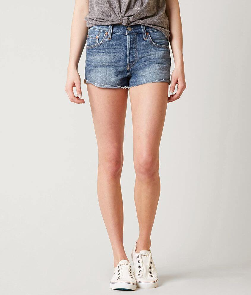 142ba72f649 Levi's® 501® Short - Women's Shorts in Blue Explorer | Buckle