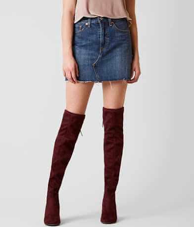 Levi's® Deconstructed Skirt