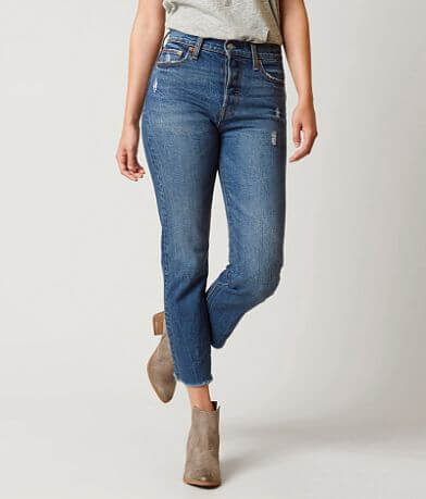 Levi's® Wedgie High Rise Stretch Jean