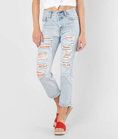Levi's® Wedgie Straight Jeans