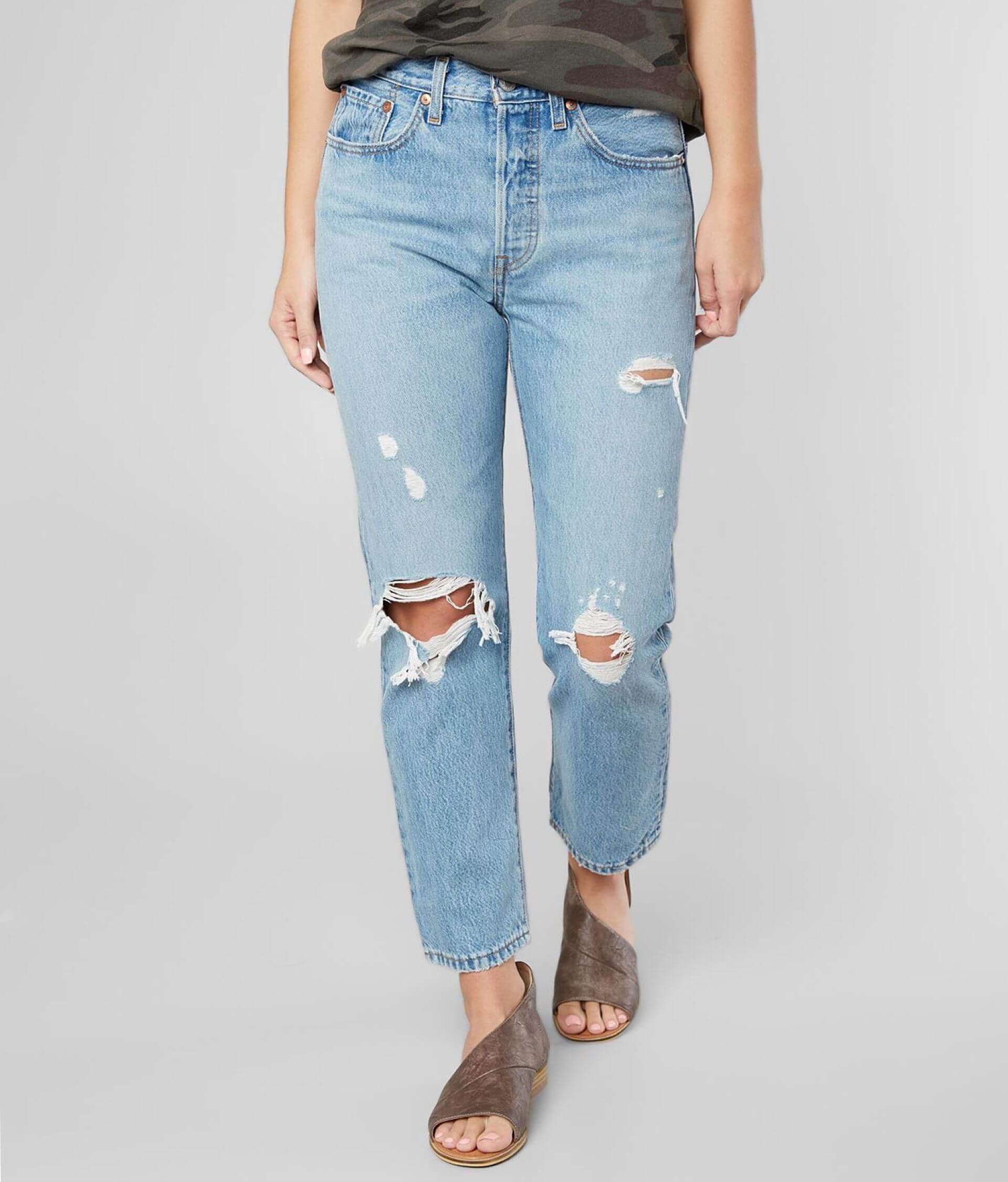 f1236c35eef Levi's® High Rise Wedgie Jean - Women's Jeans in Authentically Yours ...