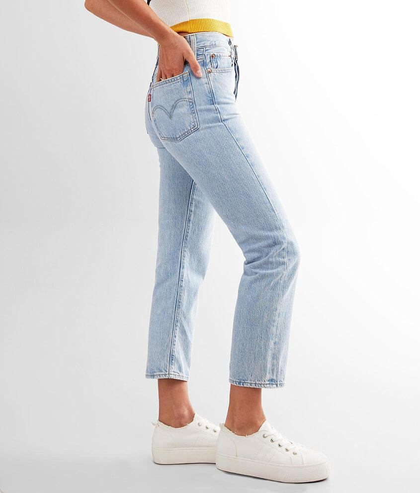 Levi's® Premium Wedgie Straight Jean front view