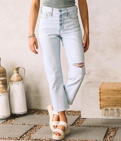 Levi's® Premium Wedgie Straight Jean