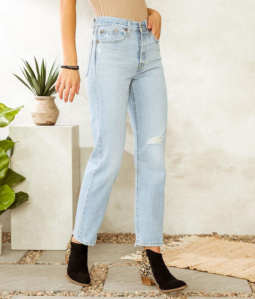 Levi's® Wedgie Straight Jean front view