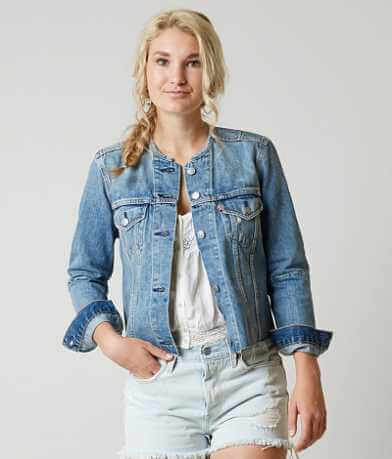 Levi's® Altered Trucker Denim Jacket