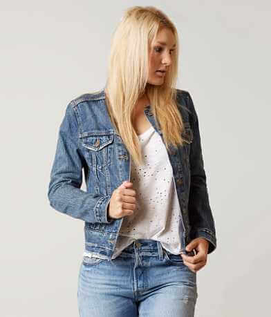 Levi's® Collarless Trucker Denim Jacket