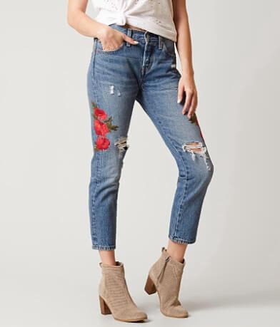 Levi's® 501® Taper Cropped Jean