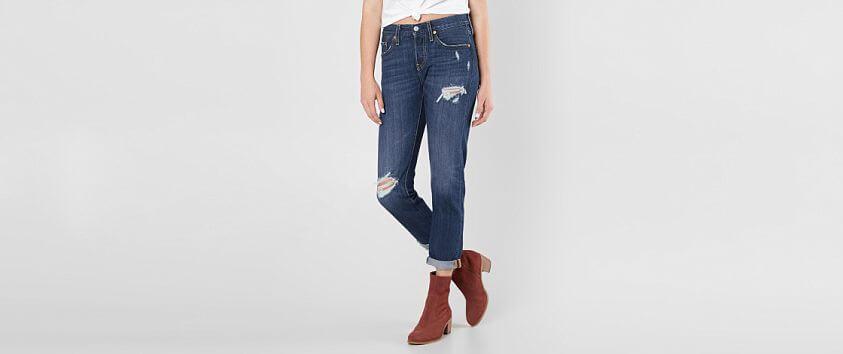 Levi's® Premium 501® Taper Cuff Jean front view