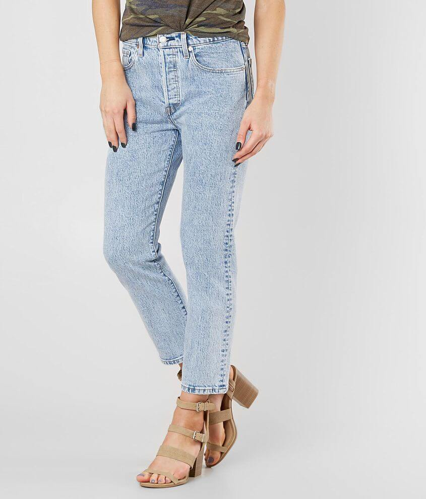 Levi's® 501® Original Jean Women's Jeans in Stone Throw