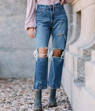 Levi's® 501 Original Cropped Jean
