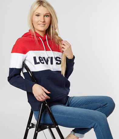 Levi's® Retro Color Block Sweatshirt