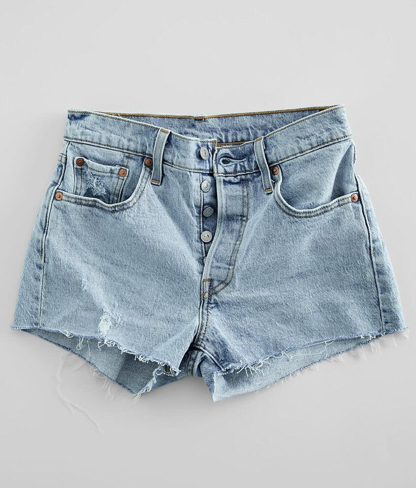 Levi's® 501® High Rise Stretch Short front view