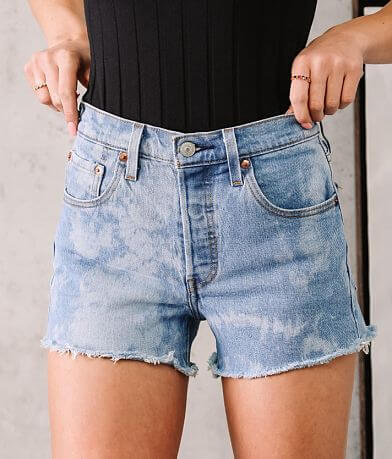 Levi's® 501® High Rise Stretch Short