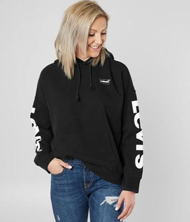 Levi's® Logo Hooded Sweatshirt