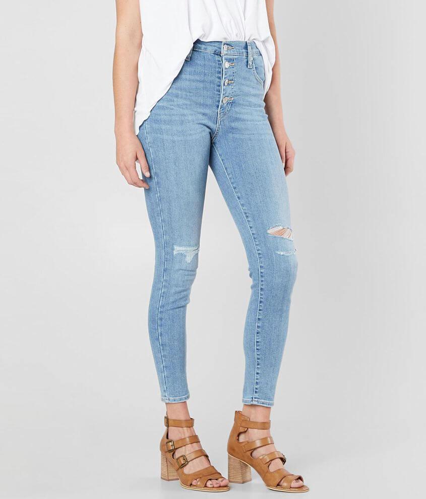 Levi's® Mile High Ankle Skinny Jean Women's Jeans in Love