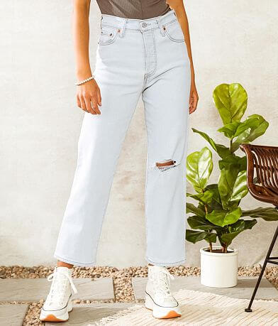 Levi's® Ribcage Straight Ankle Jean