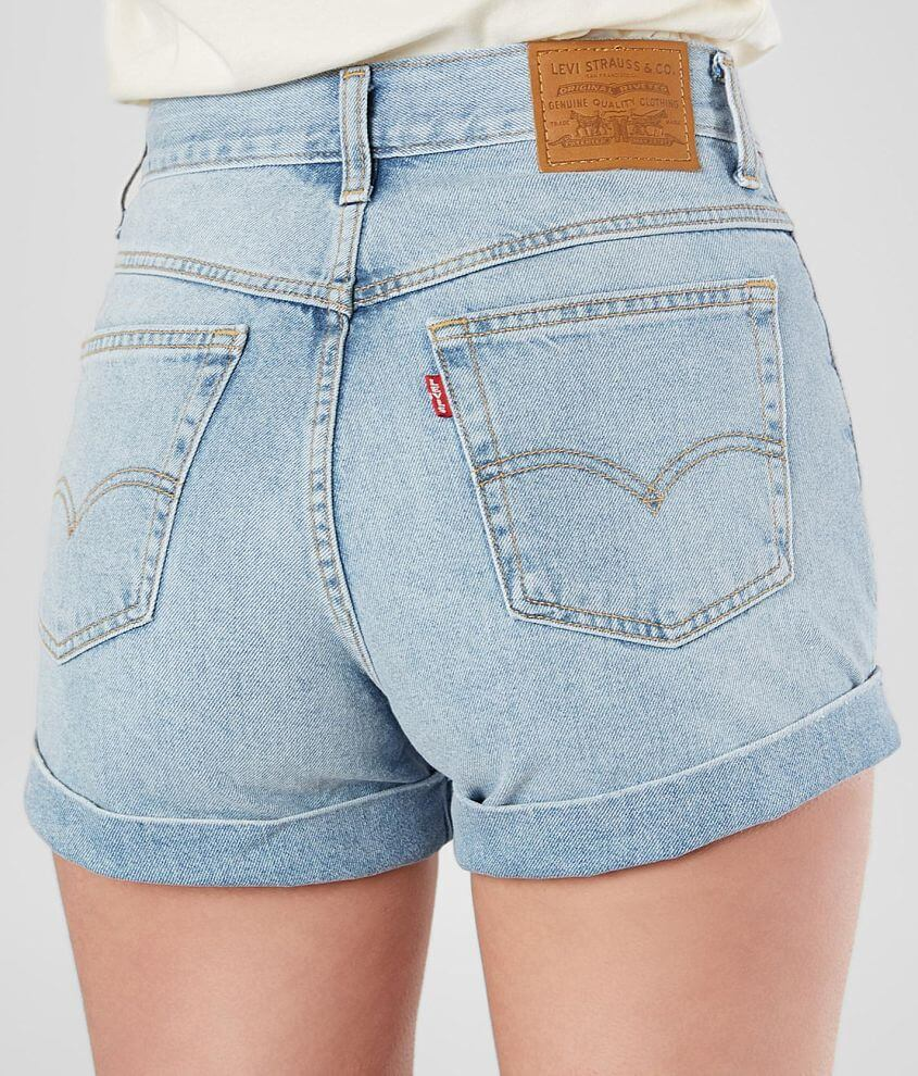975ffcd2fdf Levi's® Mom Ultra High Rise Cuffed Short - Women's Shorts in Not ...