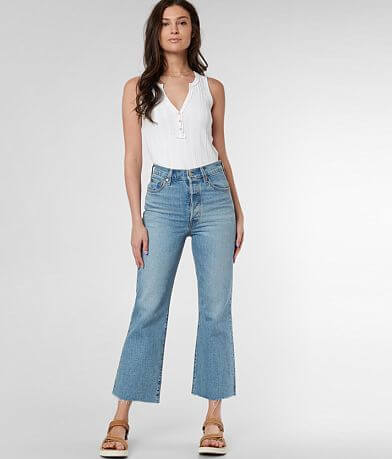 Levi's® Ribcage Cropped Flare Jean