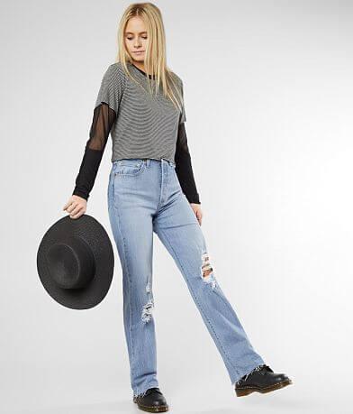 Levi's® Ribcage Straight Stretch Jean