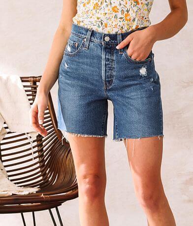 Levi's® Premium 501® Mid-Thigh Short