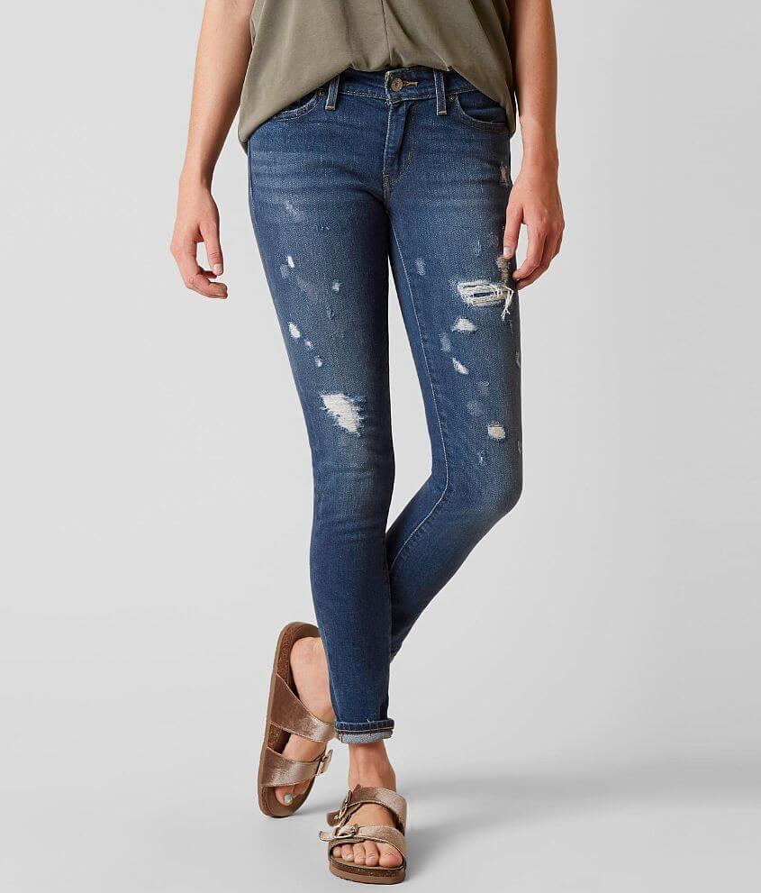 Levi's® Premium 711 Mid-Rise Skinny Jean