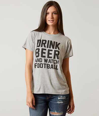twine & stark Drink Beer Watch Football Top