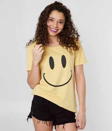Life Clothing Smiley Face T-Shirt