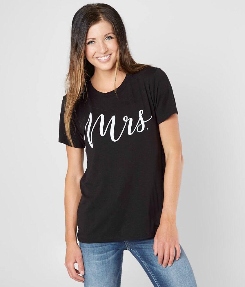 Life Clothing Co. Mrs. T-Shirt