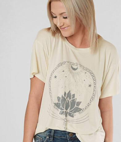 Modish Rebel Lotus T-Shirt