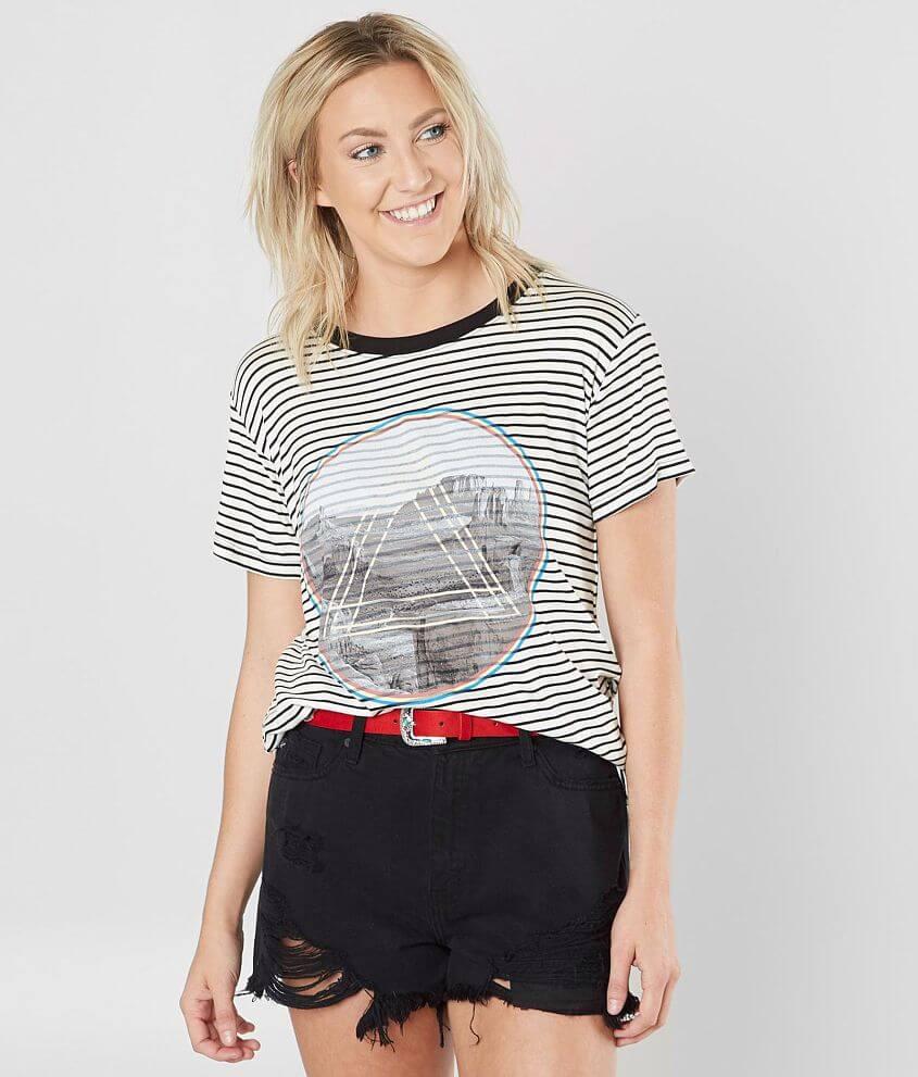 Life Clothing Co. Striped T-Shirt