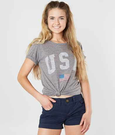 FITZ + EDDI USA T-Shirt