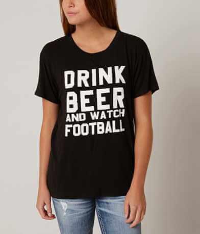 twine & stark Drink Beer Watch Football Top