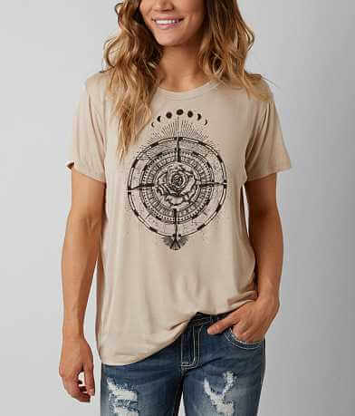 Modish Rebel Compass Top