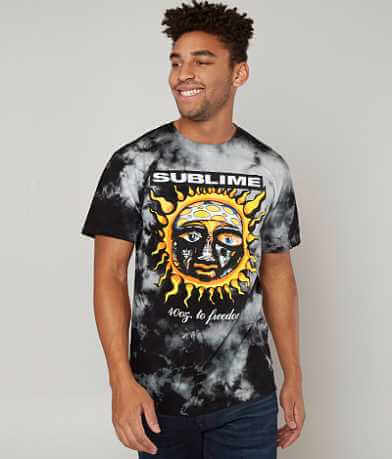 Life Clothing Co. Sublime Band T-Shirt