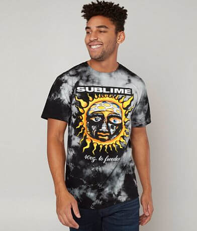 Life Clothing Co. Sublime Band T-Shirt 5614a0510