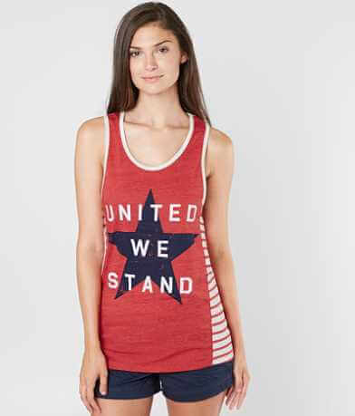 The Light Blonde United We Stand Tank Top