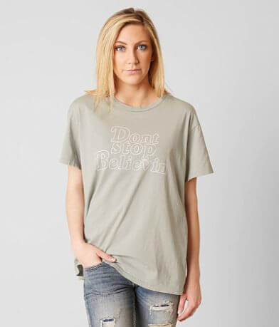 The Light Blonde Don't Stop Believin' T-Shirt