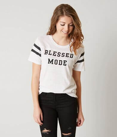 The Light Blonde Blessed Mode T-Shirt